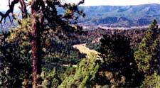 View from Prayer Flag Ridge